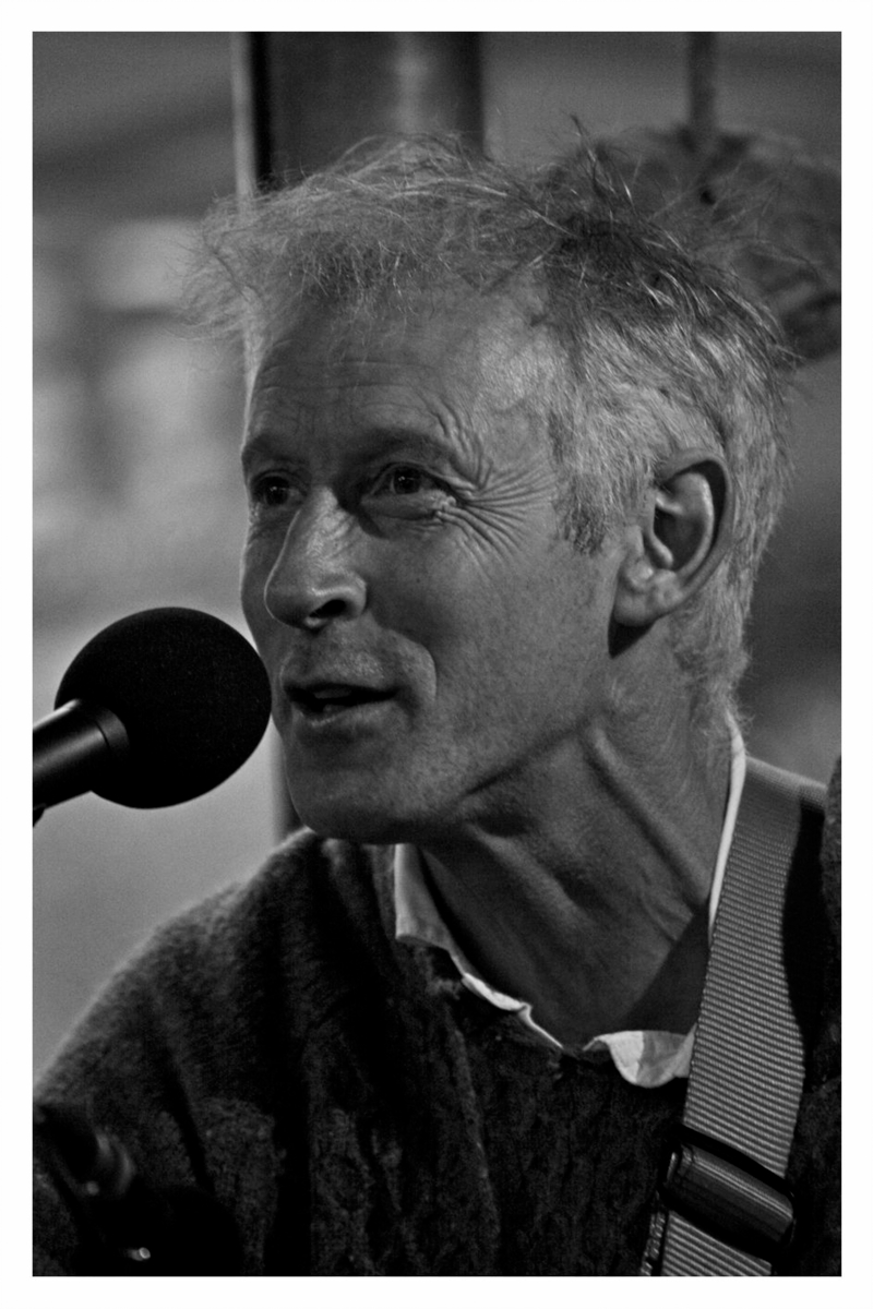 Ger Wolfe at Levis Corner House, Ballydehob 23 August 2020